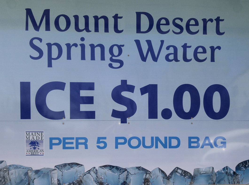 Why choose Mount Desert Spring Water?